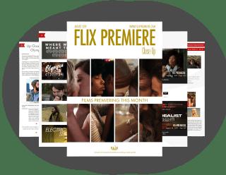 Flix Premiere Close Up Magazine - August 2019