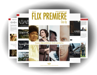 Flix Premiere Close Up Magazine - July 2019