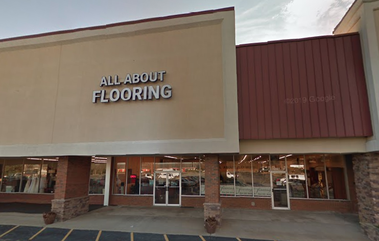All About Flooring of SC store front