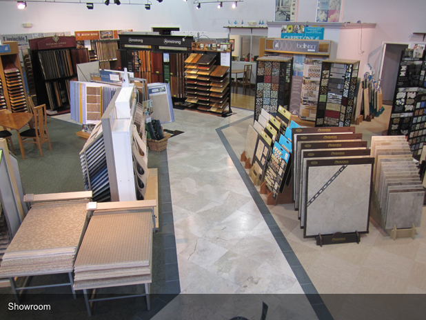 Allfloors Carpet One store front