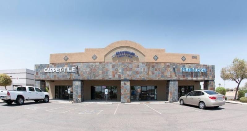 Arrowhead Carpet & Tile store front