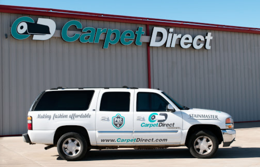 Carpet Direct store front
