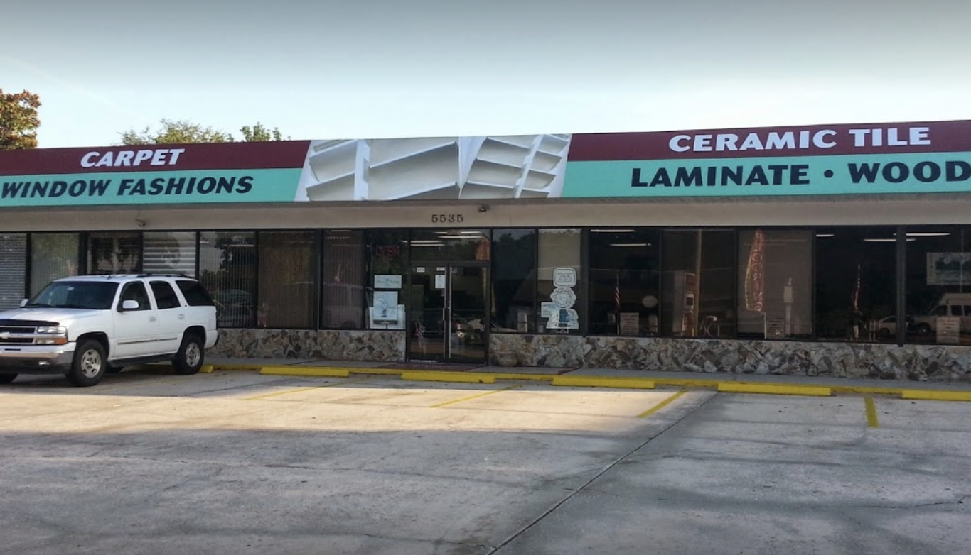 Cfs, Inc. Flooring And Window Treatments store front