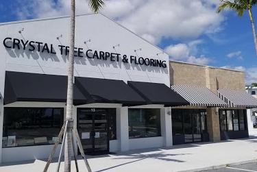Crystal Tree Carpet & Flooring store front