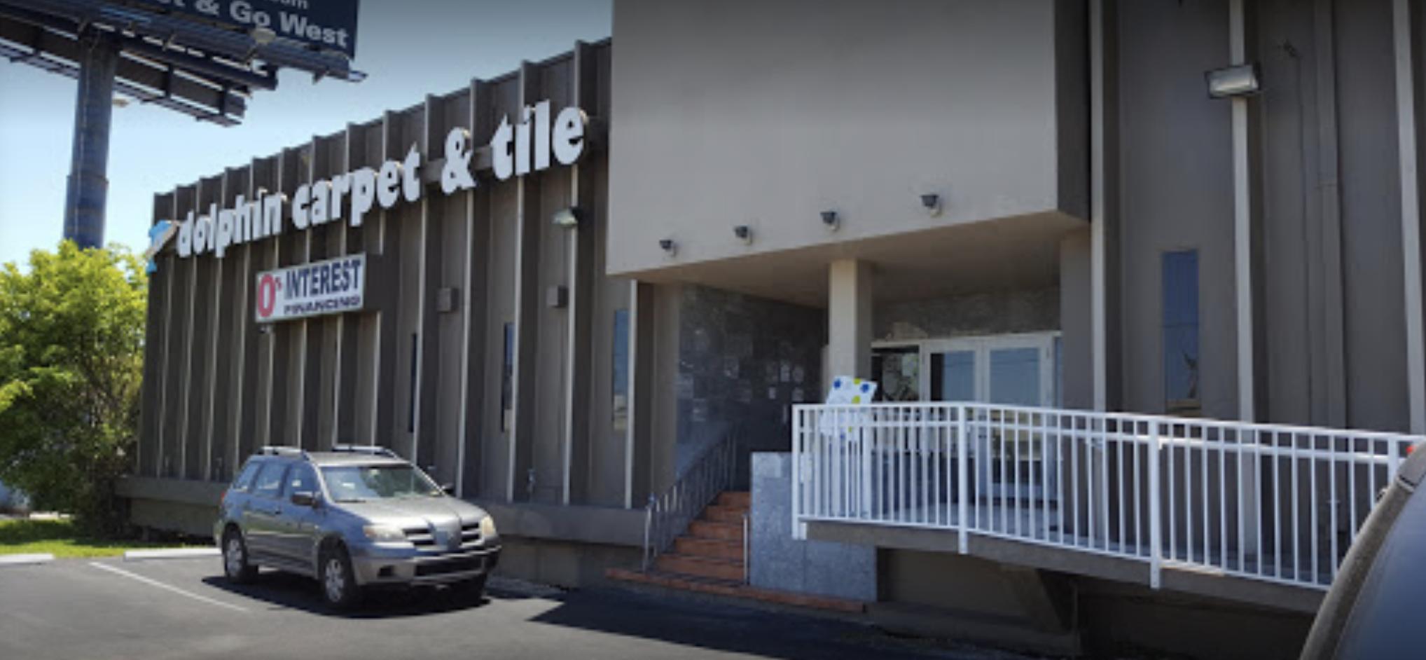 Dolphin Carpet & Tile store front