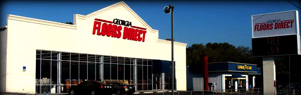 Georgia Floors Direct store front