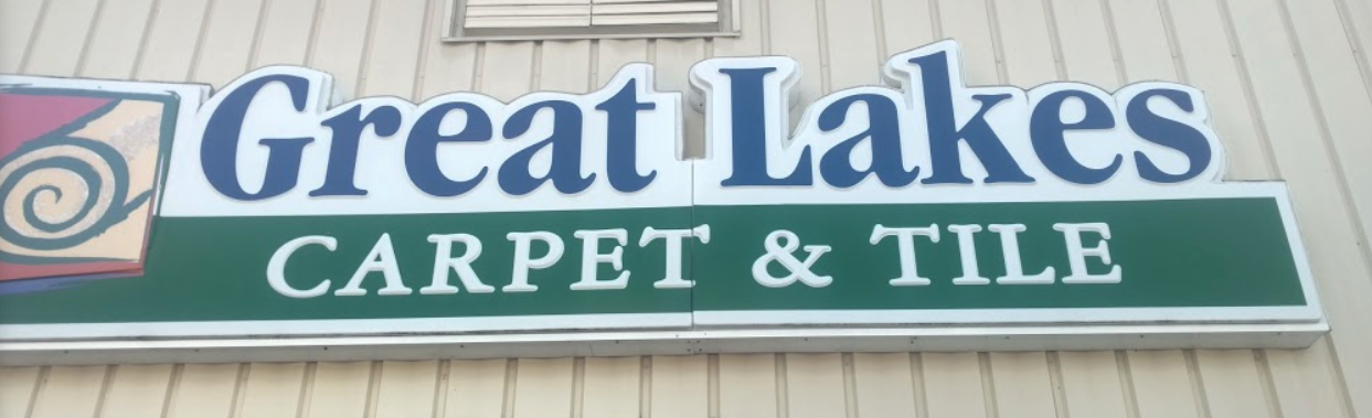 Great Lakes Carpet & Tile store front