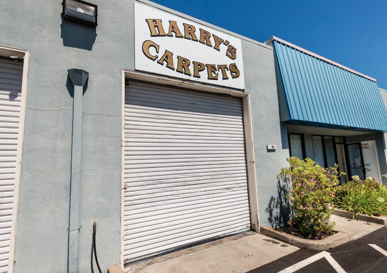 Harry's Carpets Inc store front