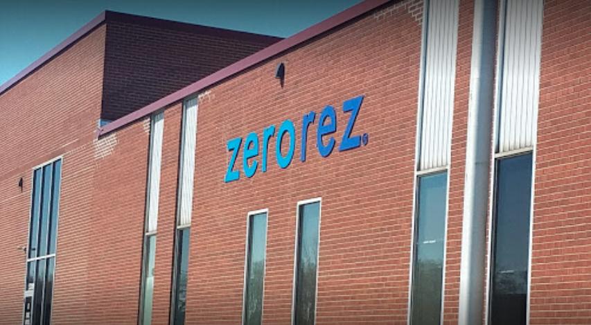 zFloors by Zerorez store front