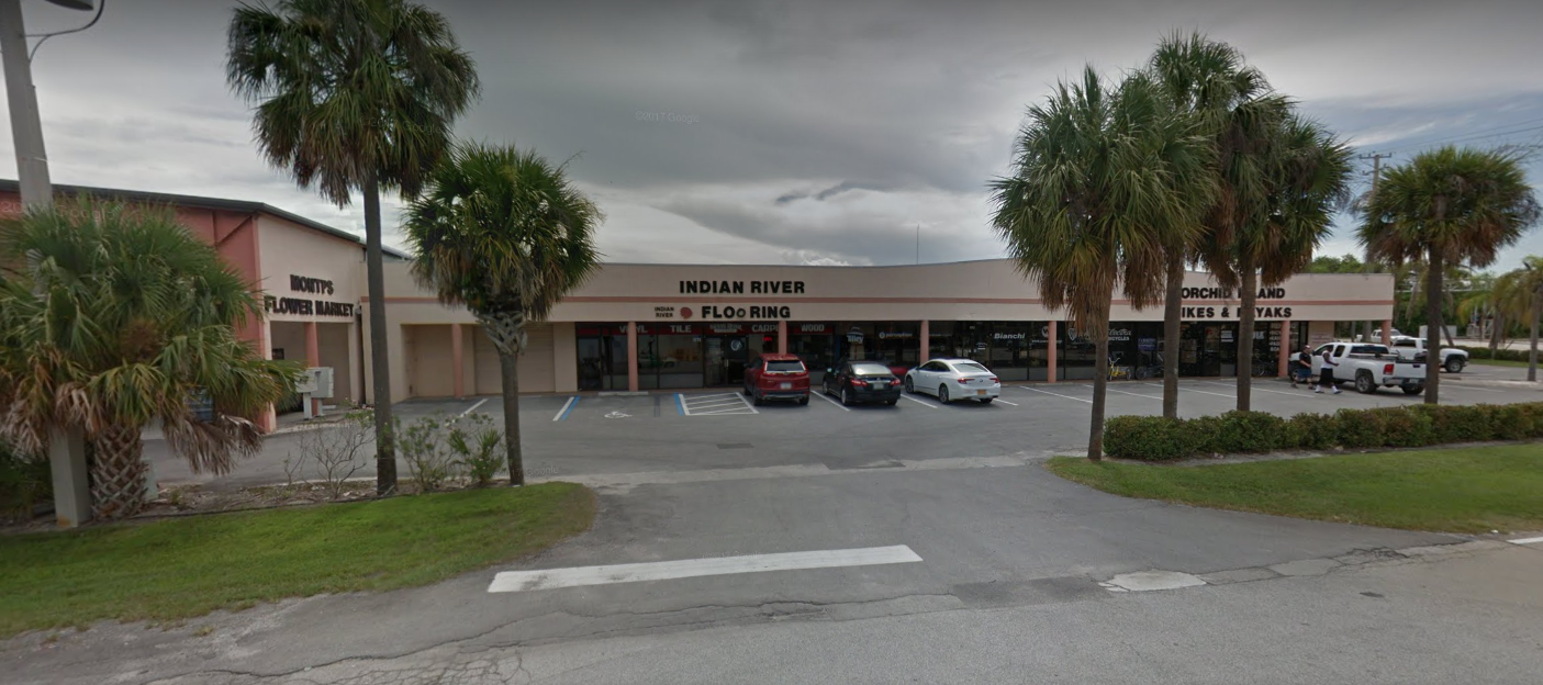 Indian River Flooring store front