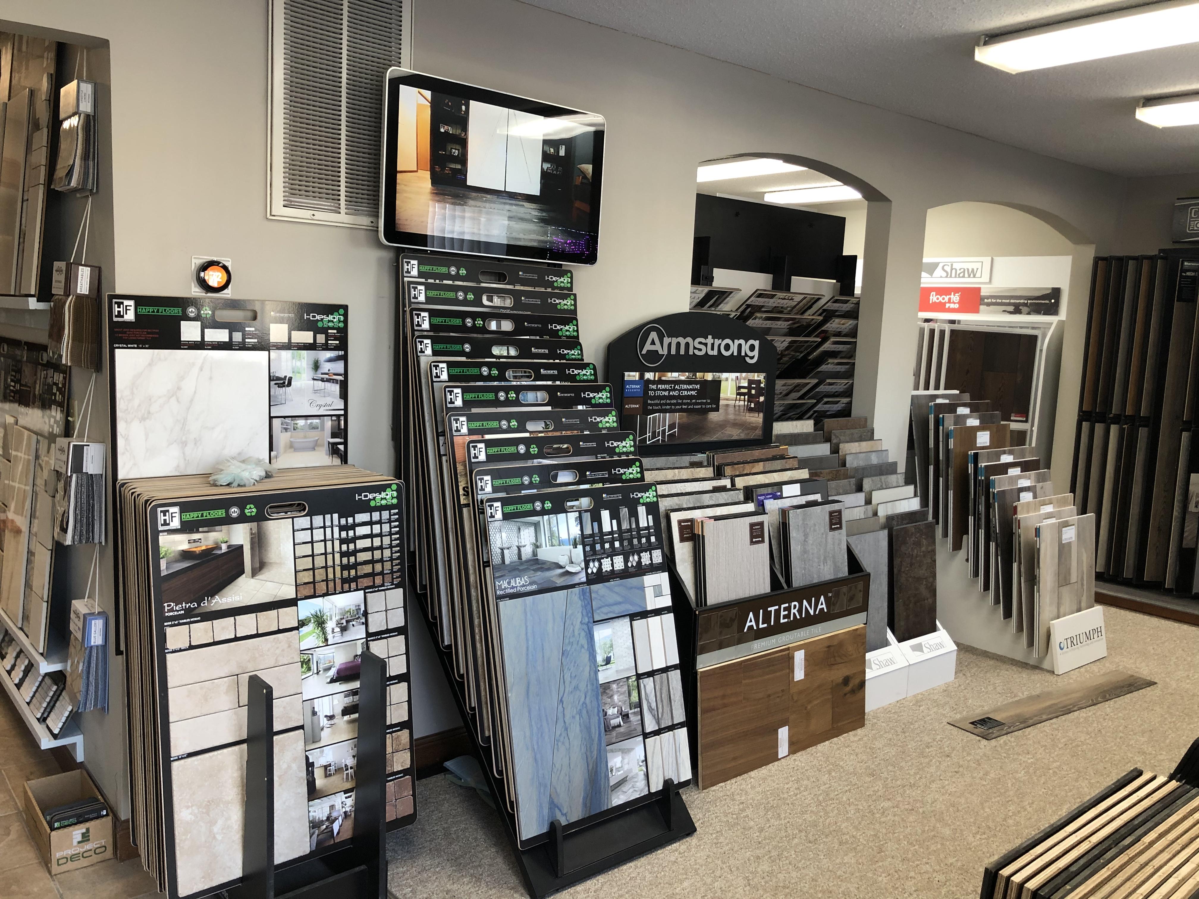 Infinite Floors & More store front
