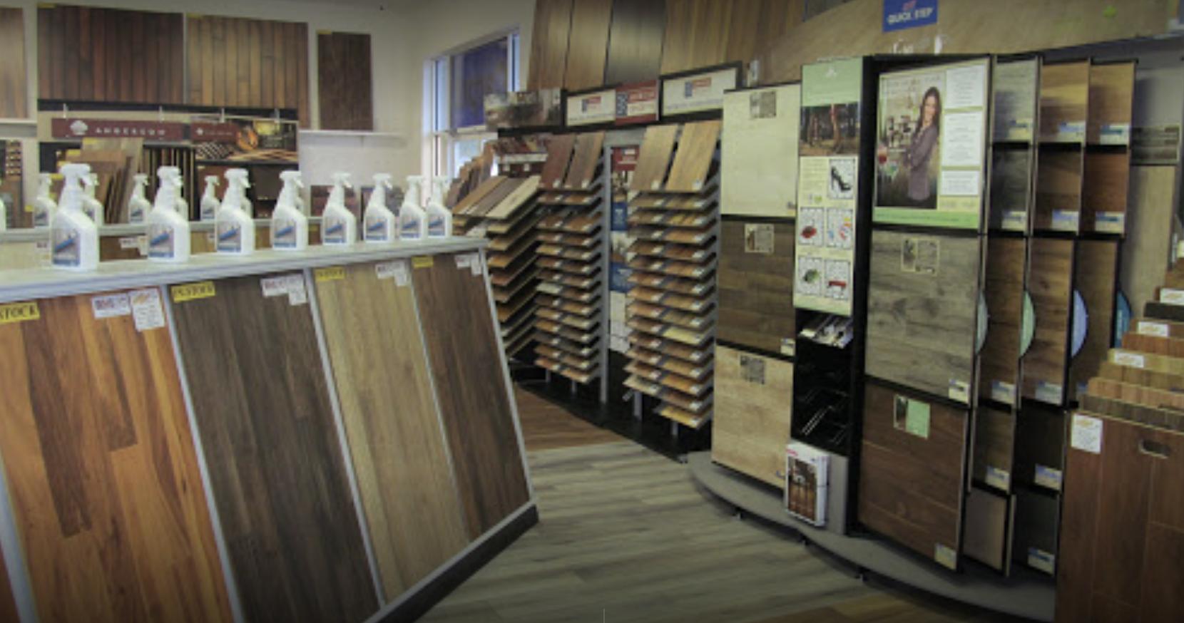 Laminate Flooring Store store front