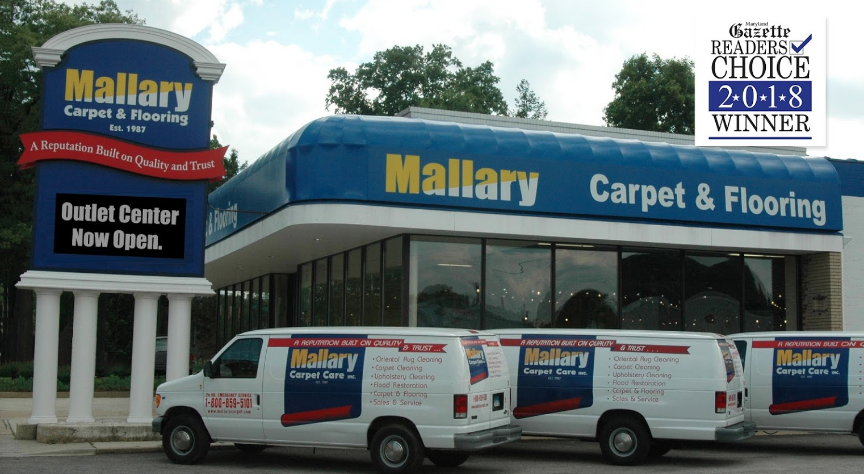 Mallary Carpet & Flooring store front