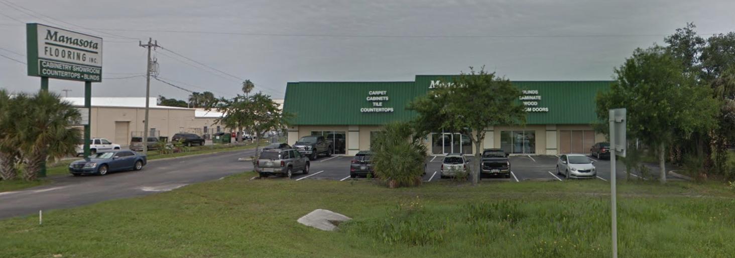 Manasota Flooring store front