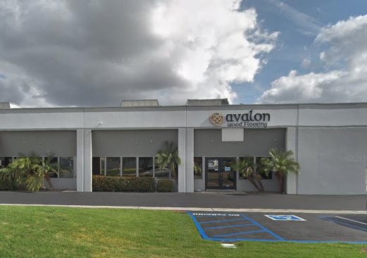 Avalon Wood Flooring store front
