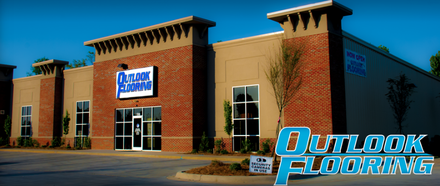 Outlook Flooring store front