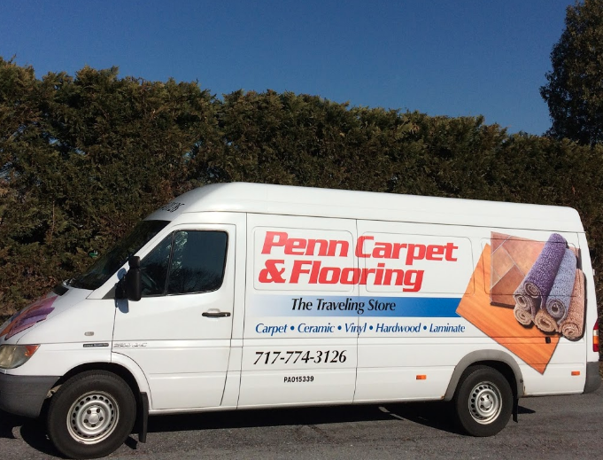Penn Carpet and Flooring store front