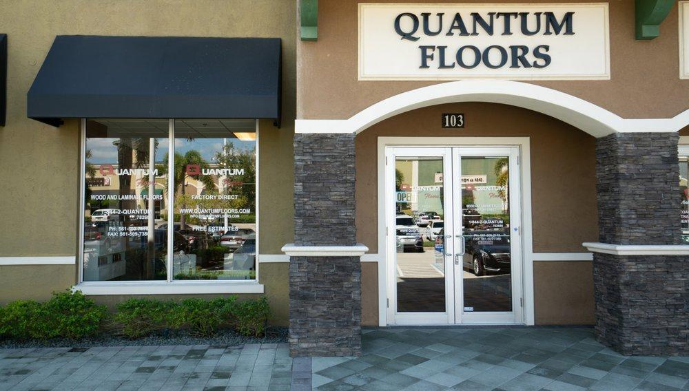 Quantum Floors BB store front