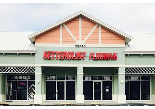 Setterquist Flooring store front