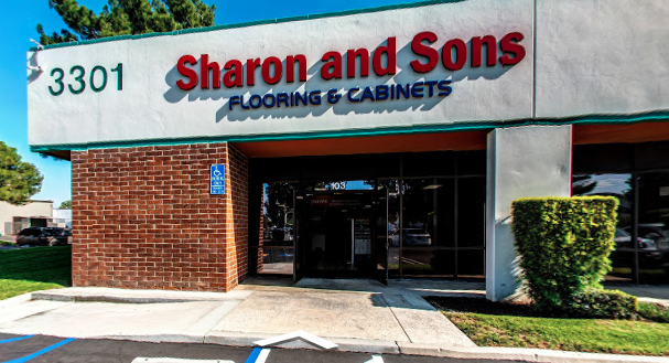 Sharon & Sons store front