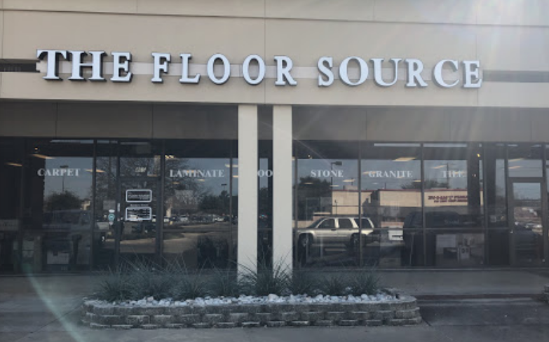 The Floor Source & More store front
