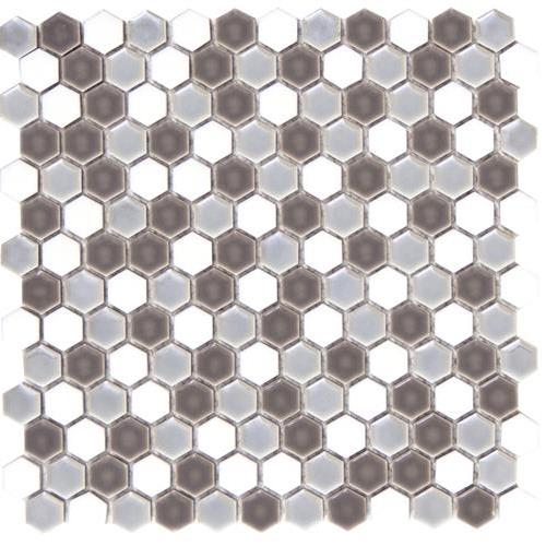 ProductVariant swatch small for Freddo Hexagon Mosaic flooring product