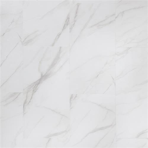 Swatch for Legacy White With Gray flooring product