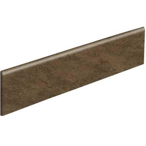 Swatch for Imperial Brown Matte Bullnose   3x24 flooring product