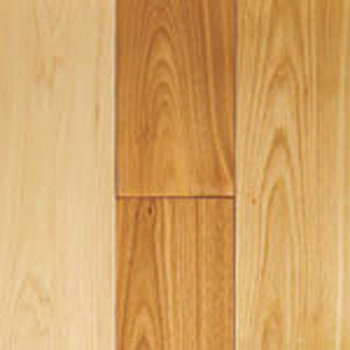 "Swatch for Hickory Natural   5"" flooring product"