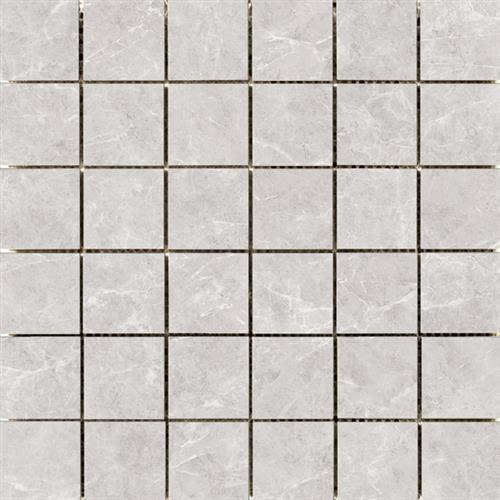 Swatch for Silver   Mosaic flooring product
