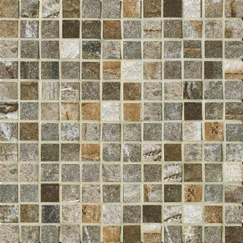 Swatch for Moss Mosaic (1x1 Square) flooring product