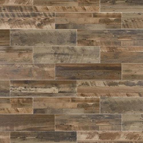 Swatch for Petrified Gray   6x36 flooring product