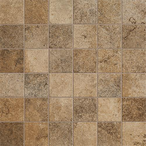 Swatch for Oro Mosaic (2x2 Square) flooring product