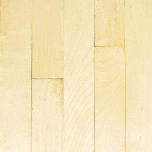 "Swatch for Maple Natural   4"" flooring product"