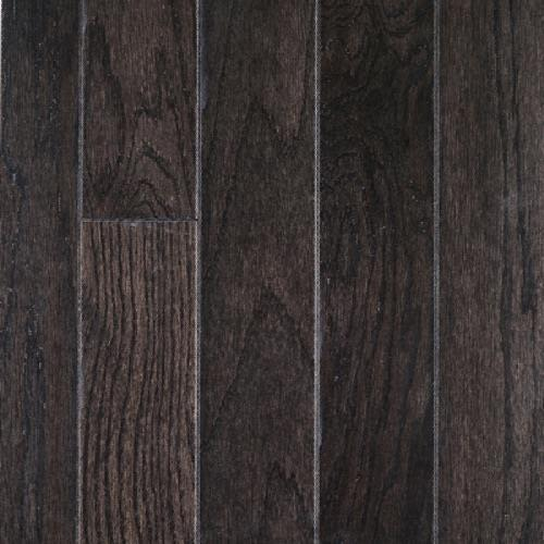 "Swatch for Ebony   3"" flooring product"