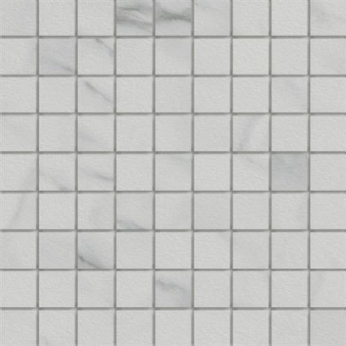 Swatch for Statuario   Mosaic 1.5x1.5 flooring product