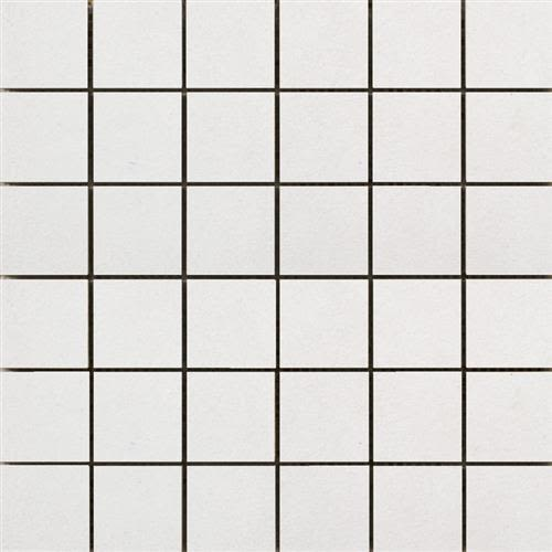 Swatch for White Mosaic Mosaic flooring product