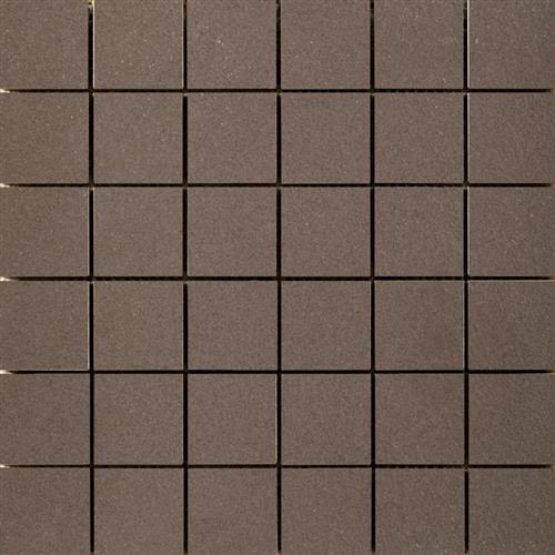 Swatch for Brown Mosaic Mosaic flooring product