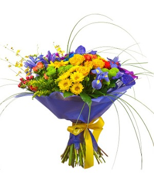 Mix Colour Bouquet