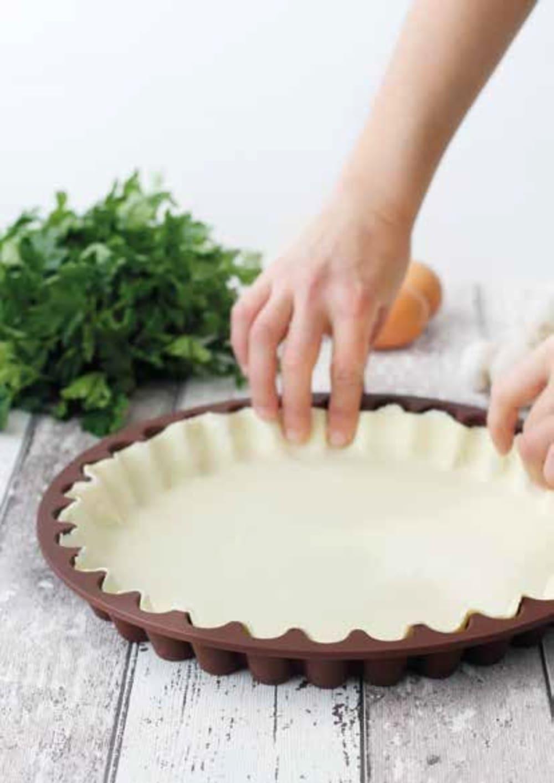Forma do tarty, pizzy, ciasta CROSTATA PAVONI
