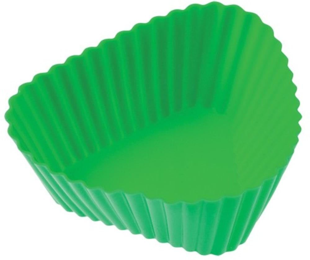 Foremki na muffinki różne kształty x6 PAVONI