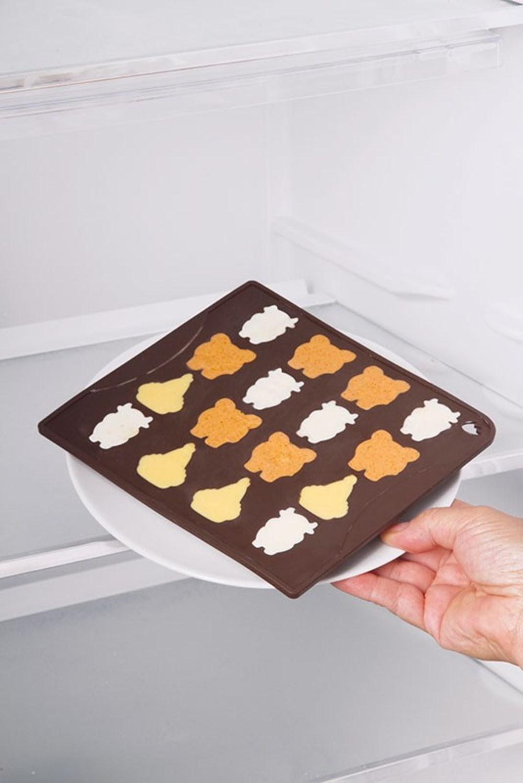 Forma na czekoladowe praliny FARMA x16 PAVONI