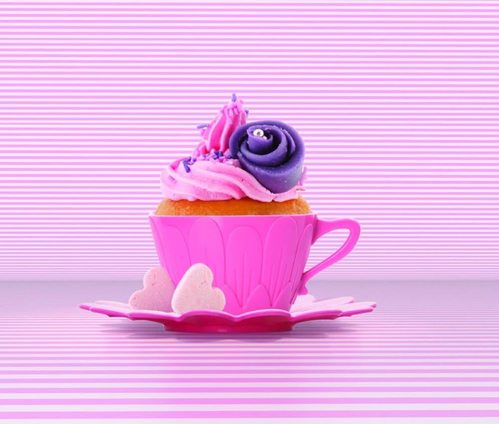 Forma DAISY na muffiny FILIŻANKA x2