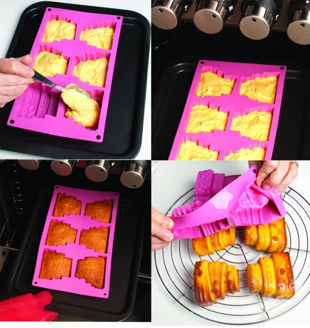 Forma na ciasteczka TORCIKI x6 PAVONI