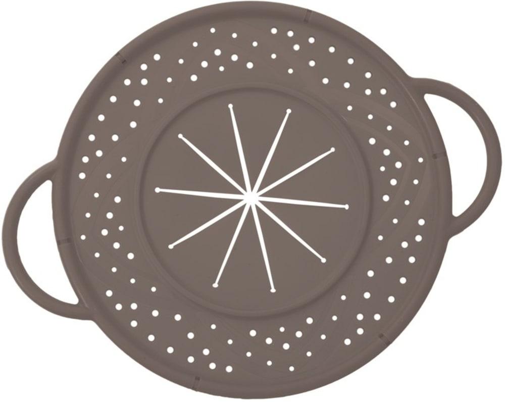 PAVONIDEA Pokrywka do miksowania 20 cm SPLASH szara