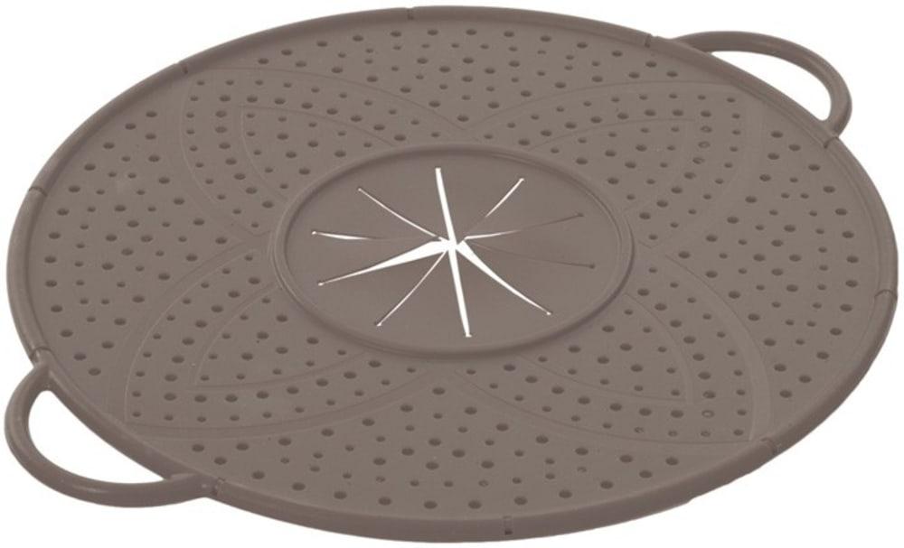PAVONIDEA Pokrywka do miksowania 25 cm SPLASH szara