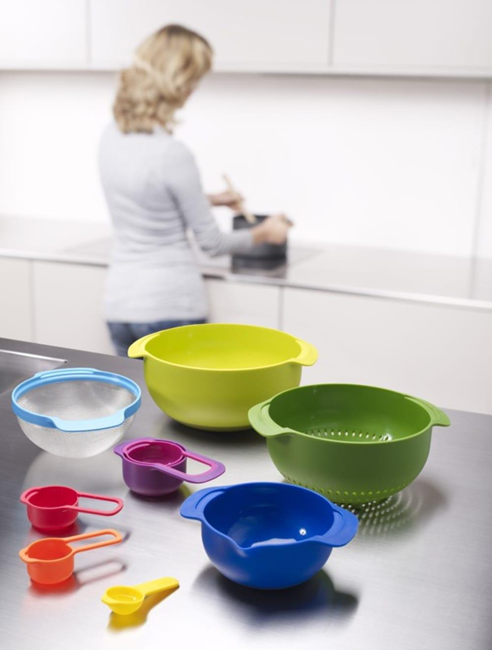 Zestaw przyrządów kuchennych 9-częśćowy JOSEPH