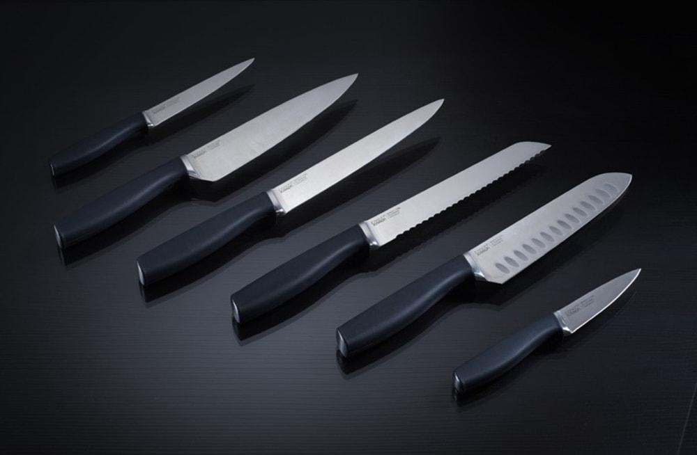 Zestaw 6 noży z stojakiem 100 COLLECTION JOSEPH JOSEPH