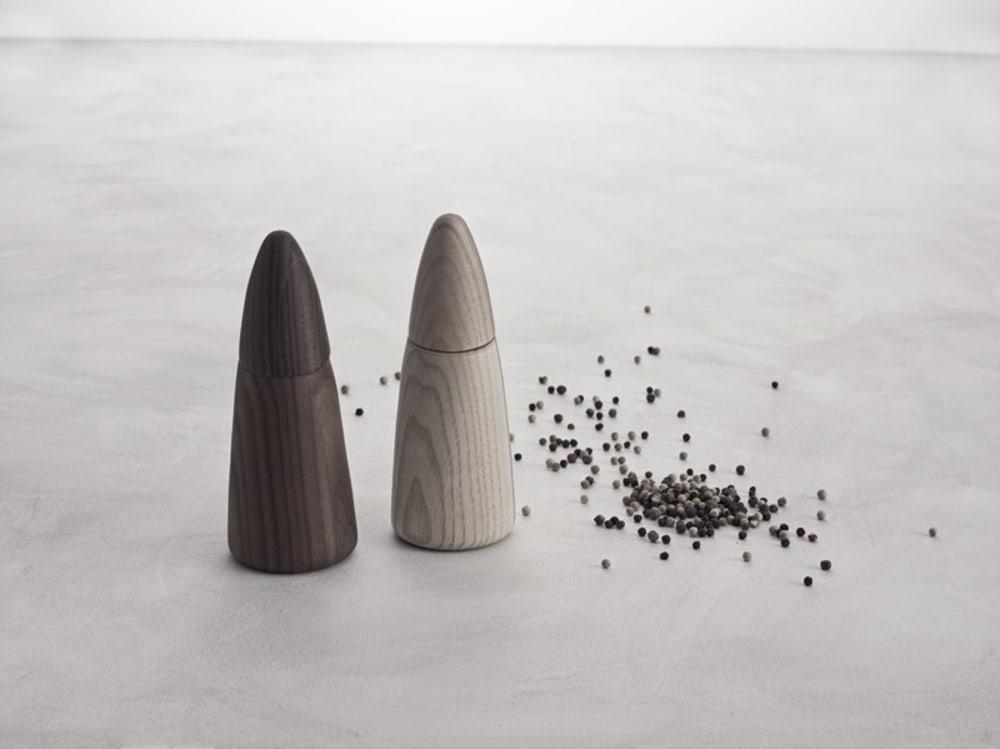 LEGNO - zestaw dwóch młynków do soli i pieprzu