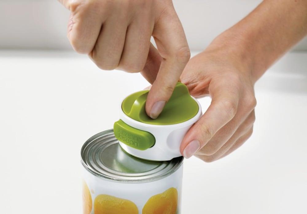 JOSEPH - Otwieracz do puszek CAN-DO zielony